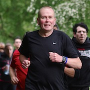 Me at Little Stoke parkrun, May 2014